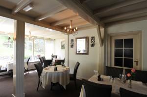 restaurant met uitzicht terras